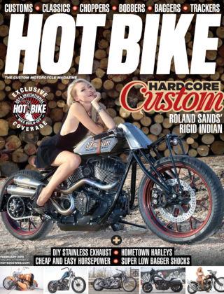 Hot Bike February 2015