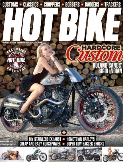 Hot Bike November 29, 2014 00:00
