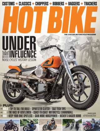 Hot Bike March 2015