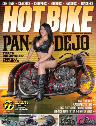 Hot Bike April 2015