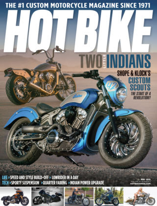 Hot Bike May 2015