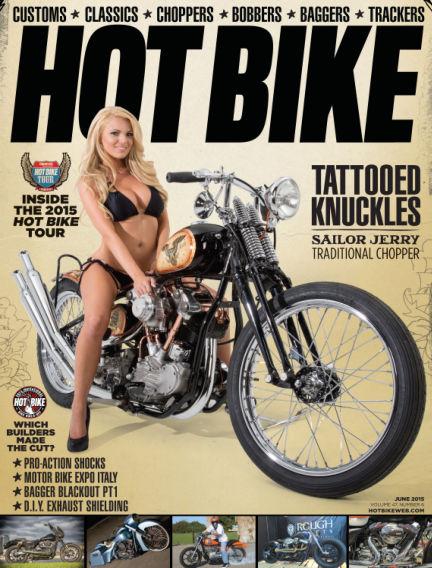 Hot Bike March 28, 2015 00:00