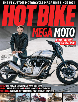 Hot Bike July 2015