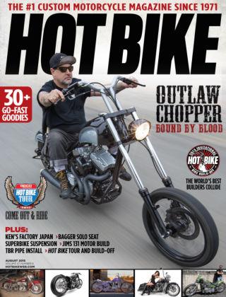 Hot Bike August 2015