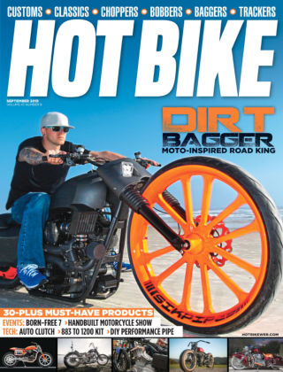 Hot Bike September 2015