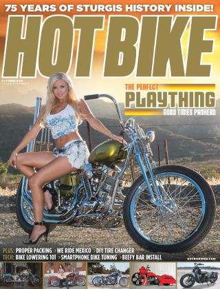 Hot Bike October 2015
