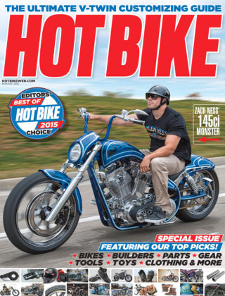 Hot Bike Nov / Dec 2015
