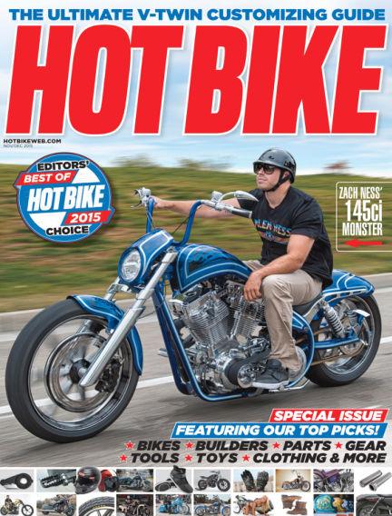 Hot Bike October 03, 2015 00:00