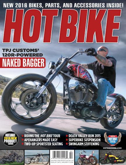Hot Bike November 21, 2015 00:00
