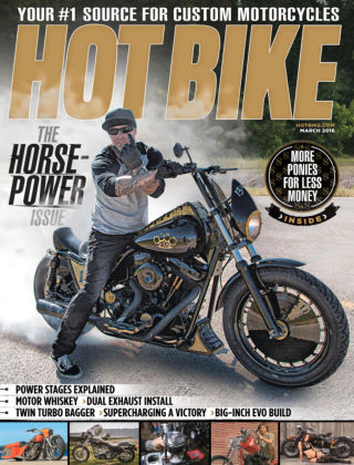 Hot Bike Mar 2016