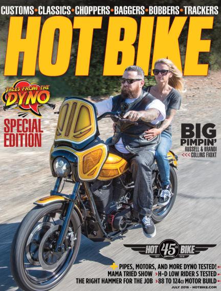 Hot Bike April 30, 2016 00:00