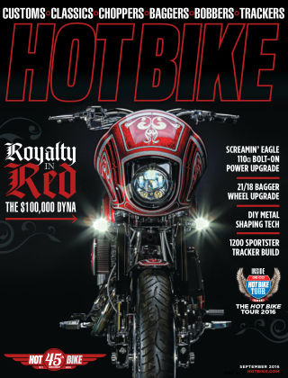 Hot Bike Sep 2016
