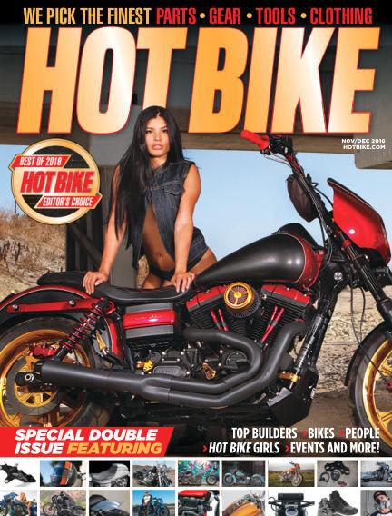 Hot Bike October 08, 2016 00:00