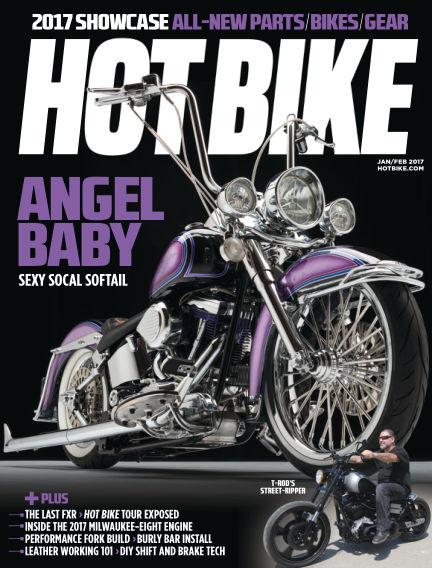 Hot Bike November 19, 2016 00:00