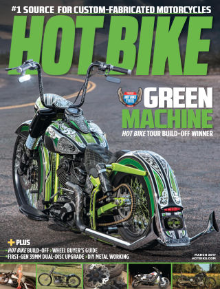 Hot Bike Mar 2017