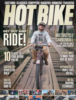 Hot Bike Apr 2017
