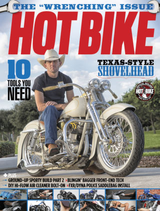 Hot Bike May 2017