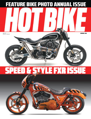 Hot Bike Jun 2017