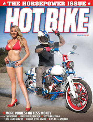 Hot Bike Jul 2017