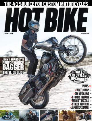 Hot Bike Aug 2017
