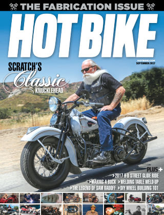 Hot Bike Sep 2017
