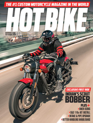 Hot Bike Oct 2017