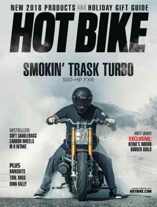 Hot Bike Jan-Feb 2018