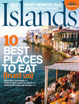 Islands June 2013