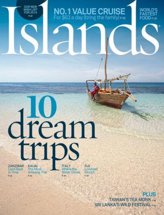 Islands December 2013