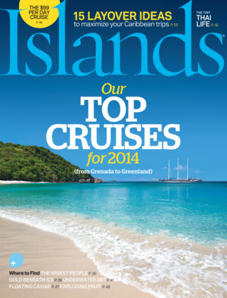 Islands March 2014