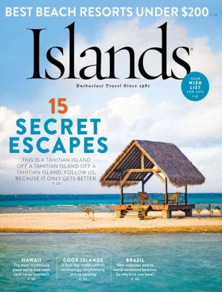 Islands December 2014