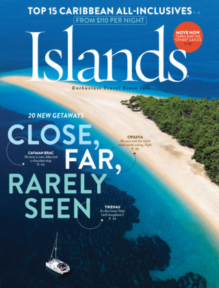 Islands March 2015