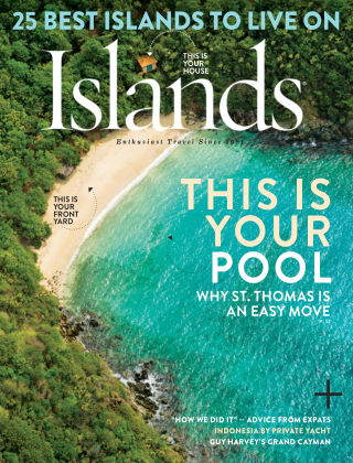 Islands July / August 2015