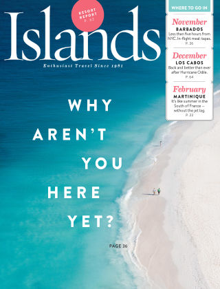 Islands November 2015