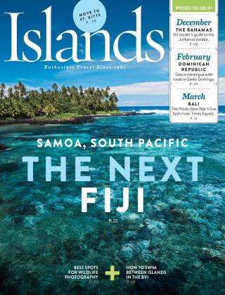 Islands December 2015
