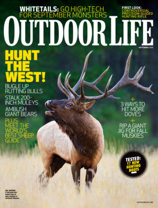 Outdoor Life September 2013
