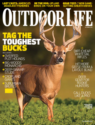 Outdoor Life October 2013