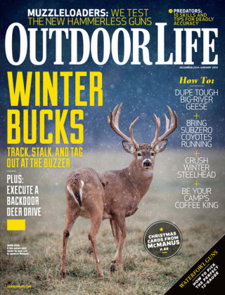 Outdoor Life December 2013