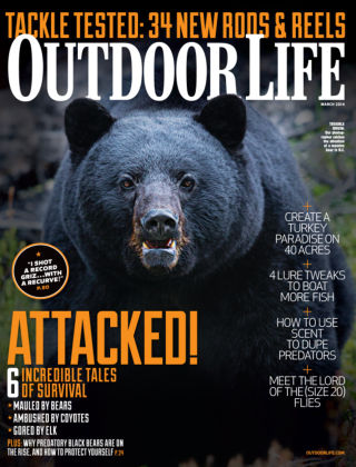 Outdoor Life March 2014