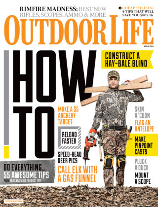 Outdoor Life April 2014