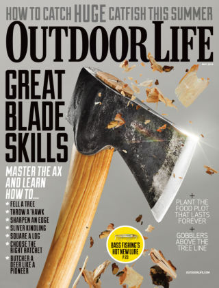 Outdoor Life May 2014