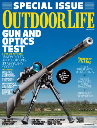Outdoor Life June / July 2014