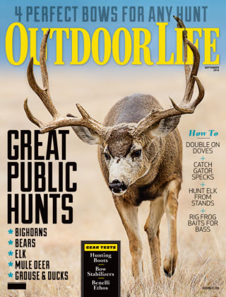 Outdoor Life September 2014