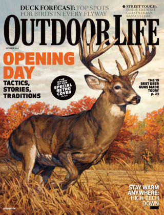 Outdoor Life October 2014