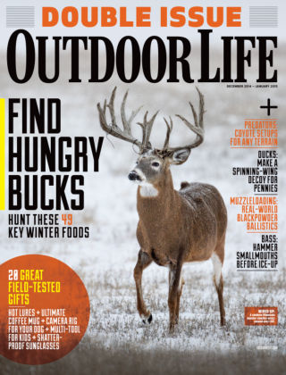 Outdoor Life Dec / Jan 2015