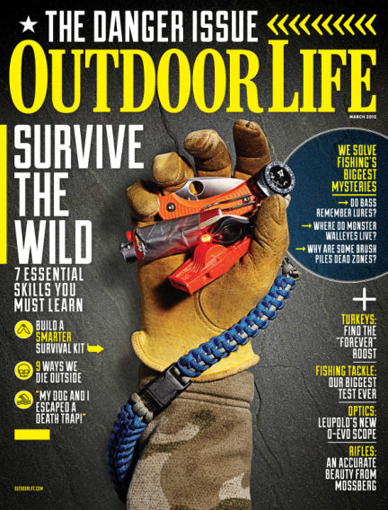 Outdoor Life February 07, 2015 00:00