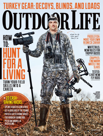 Outdoor Life March 17, 2015 00:00