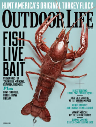 Outdoor Life May 2015