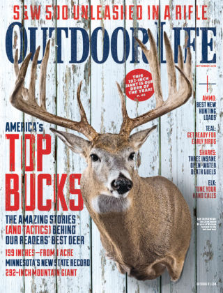 Outdoor Life September 2015