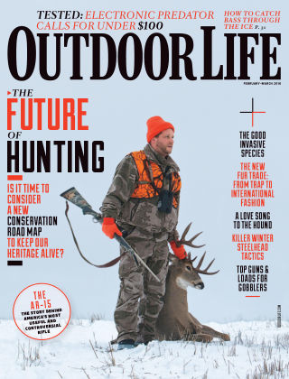 Outdoor Life Feb-Mar 2016